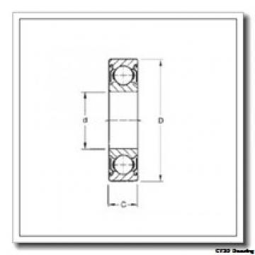 90 mm x 125 mm x 18 mm  CYSD 7918DT CYSD Bearing