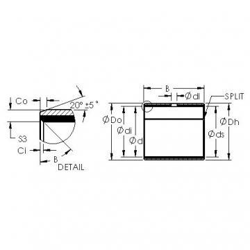 AST AST50 84IB56 AST Bearing
