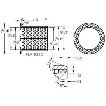 AST ASTB90 F13070 AST Bearing