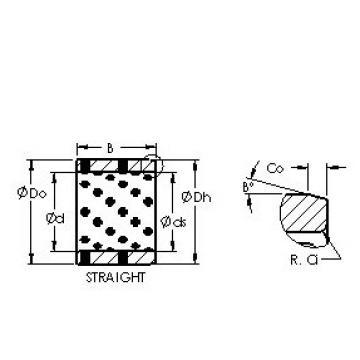 AST AST650 8010070 AST Bearing