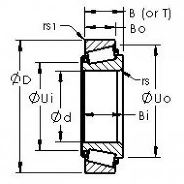 AST 25878/25821 AST Bearing
