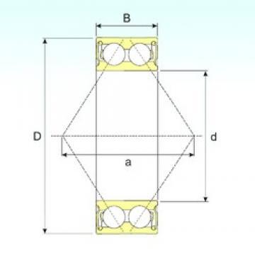 30 mm x 62 mm x 23,8 mm  CYSD 5206 2RS CYSD Bearing