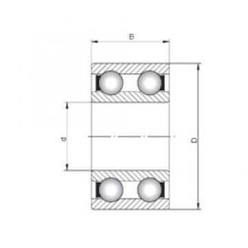 70 mm x 150 mm x 51 mm  CYSD 4314 CYSD Bearing