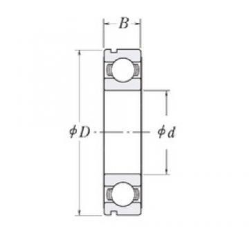 200 mm x 250 mm x 24 mm  CYSD 6840N CYSD Bearing
