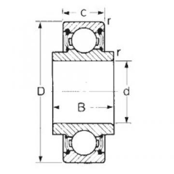 13 mm x 32 mm x 15,4 mm  CYSD 88013 CYSD Bearing