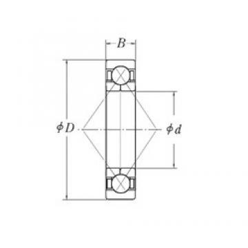 170 mm x 310 mm x 52 mm  CYSD QJ234 CYSD Bearing